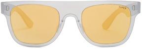 RetroSuperFuture Duo-Lens flat top sunglasses