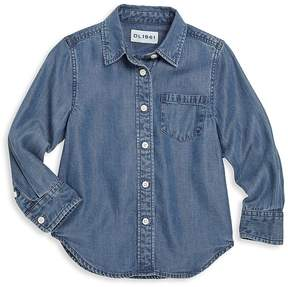 DL1961 Premium Denim Little Girl's Denim Shirt