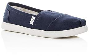 Toms Girls' Seasonal Classic Canvas Flats - Toddler, Little Kid, Big Kid