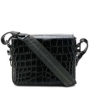 Off-White embossed crossbody bag