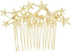 Scunci Gold Side Comb