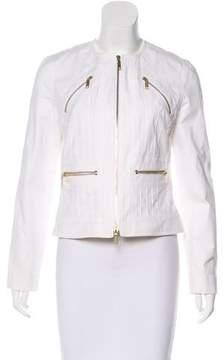 Celine Lightweight Zip-Up Jacket