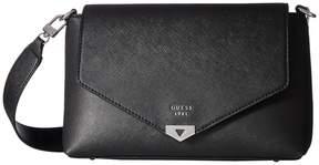 GUESS Lottie Shoulder Bag Shoulder Handbags