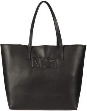 N°21 No21 Logo Shopper Tote