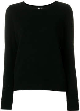 A.P.C. classic knitted sweater