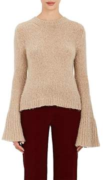 Brock Collection Women's Cashmere Bell-Sleeve Sweater