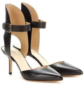 Francesco Russo Leather pumps