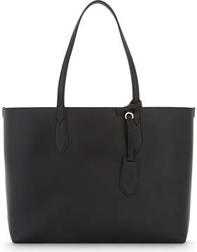 Burberry Lavenby reversible leather shopper - BLACK - STYLE
