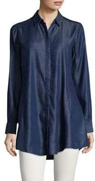 Foxcroft Textured Blouse