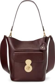 Ralph Lauren The Calfskin RL Bucket Bag