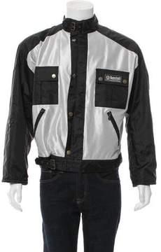Belstaff Lightweight Reflective Jacket