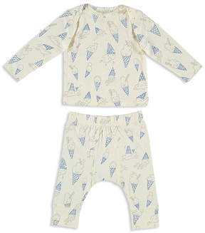 Stella McCartney Boys' Ice Cream Print Shirt & Pants Set - Baby