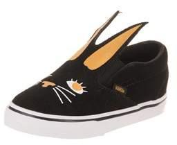 Vans Infants Slip-on Bunny Casual Shoe.