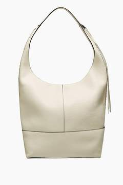 Rebecca Minkoff Unlined Slouchy Hobo With Whipstitch - NATURAL - STYLE