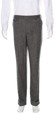 Billy Reid Leighton Herringbone Wool Pants