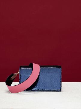 Diane von Furstenberg Sequin Soirée Bag