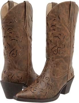 Roper Glitter Underlay Boot Women's Boots