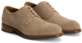 Aquatalia Vance Waterproof Suede Oxford