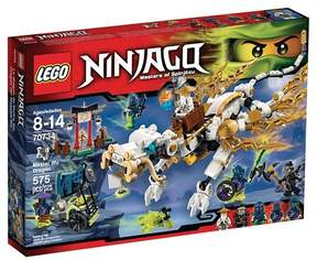 LEGO® Ninjago Master Wu Dragon 70734