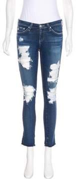 Adriano Goldschmied The Stilt Low-Rise Jeans