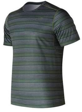 New Balance Men's MT81054 Anticipate Short Sleeve Tee