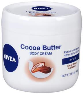 Nivea Cocoa Butter Body Cream Jar