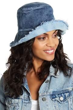 Collection XIIX Denim Bucket Hat