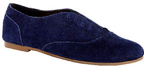 Sole Society Suede Oxfords - Elena