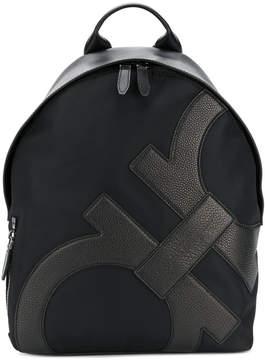 Salvatore Ferragamo double Gancio backpack