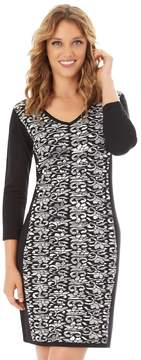 Apt. 9 Women's Panel Sweater Dress