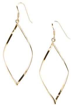 Argentovivo Women's 'Marquise' Earrings