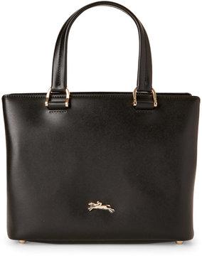 Longchamp Black Honoré 404 Small Tote - BLACK - STYLE