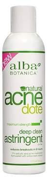 Alba Acnedote Deep Clean Astringent- 6oz