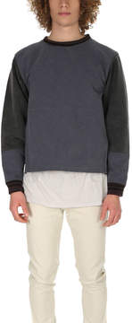 Longjourney long journey Nash Sweatshirt with Zipper