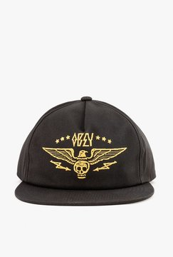 Obey Wings Snapback Hat