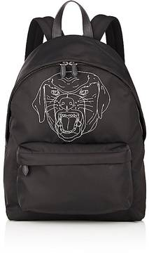Givenchy Men's Stenciled-Rottweiler Classic Backpack