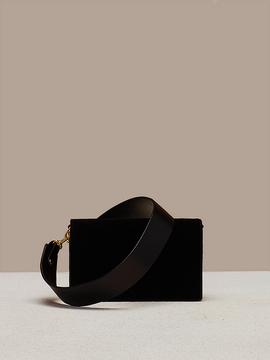 Diane von Furstenberg Velvet Soirée Bag