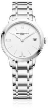 Baume & Mercier Classima 10335 Stainless Steel Bracelet Watch