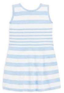 Milly Minis Toddler's, Little Girl's& Girl's Striped Dress