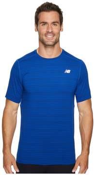 New Balance Fantom Force Short Sleeve Top Men's T Shirt