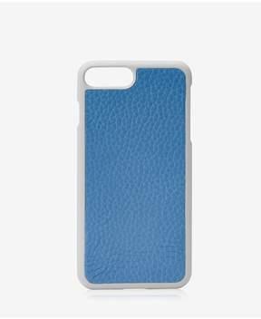 GiGi New York Iphone 7 Plus HardShell Case In Cornflower Pebble Grain