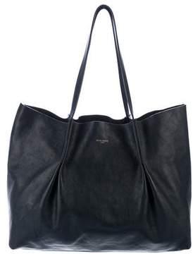 Nina Ricci Ondine Smooth Leather Tote