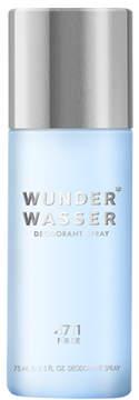 Wunderwasser For Her Deodorant Spray by 4711 (2.5oz Deodorant)