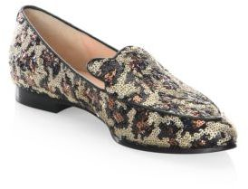 Kate Spade Sequins Loafers