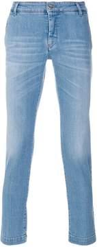 Entre Amis classic slim-fit jeans