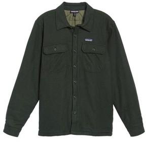 Patagonia Men's 'Fjord' Flannel Shirt Jacket