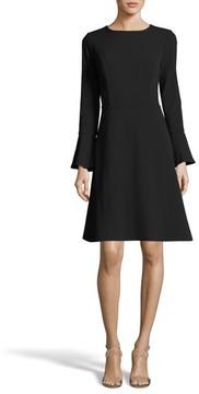 ECI Women's Fit & Flare Dress