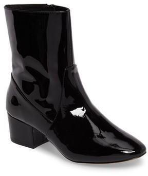 Botkier Women's Gable Patent Block Heel Bootie