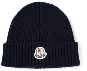 Moncler ribbed hat