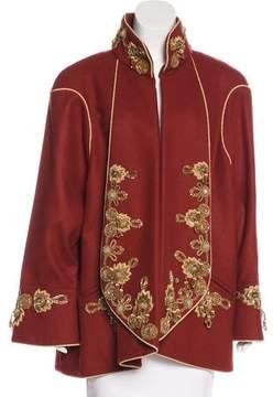 Chanel Paris-Salzburg Embellished Jacket w/ Tags